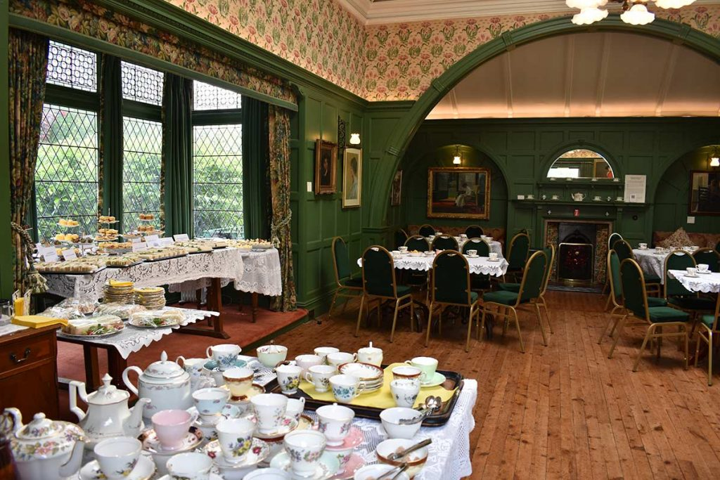 The Billiard Room at Reveley Lodge