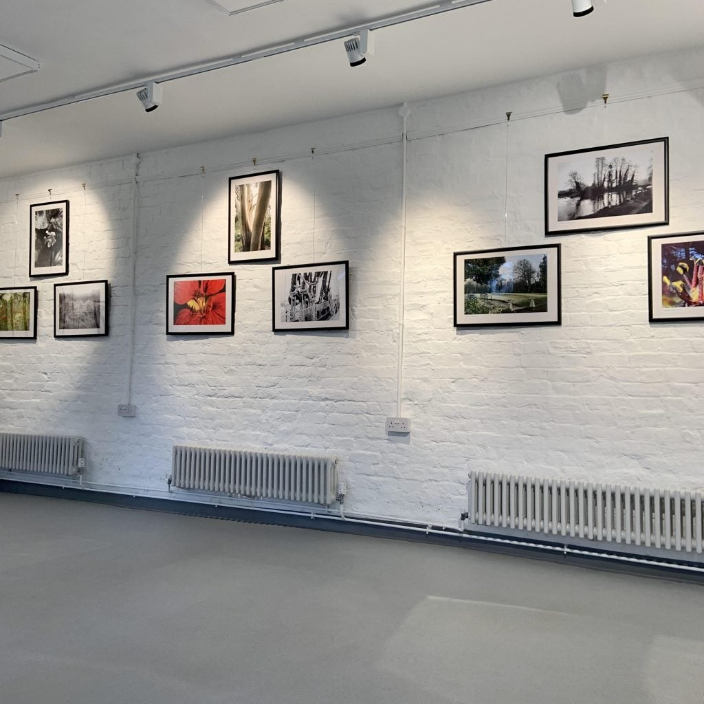 A photography exhibition at the Stables Gallery.
